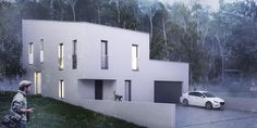 #CGarchitect - Professional 3D Architectural Visualization User Community | #belsznica #house_1