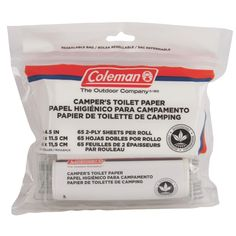 Coleman Camper's Toilet Paper ** Want to know more, click on the image.