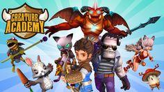 Creature Academy Fantastic Cheat Unlimited Gems, Gold Hack Tool iOS iPhone iPad