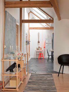 neon color pop - house of ceramics designer silje aune eriksen - for elle decor norway, photos: Trine Thorsen, styling: kirsten visdal