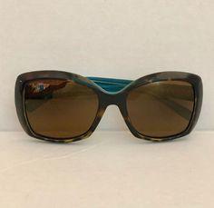 4dcabb8e5b Maui Jim ORCHID MJ735-10P Tortoise  w Peacock   HCL Bronze Polarized  Sunglasses