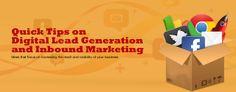 Online Lead Generation - Digital Marketing
