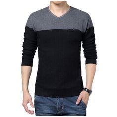 John Cabot Stylish USA Designer Pullover Sweater Top