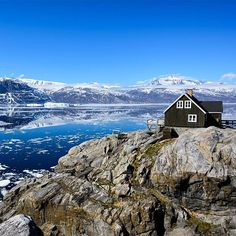 Greenland has a population of roughly 57,000, about 15,000 of whom live in the capital Nuuk. The inhabitants of Greenland originated from Central Asia.
