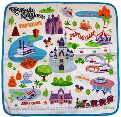 Shag produced this retro Disney pillow this year.