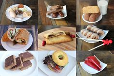 Grain Free/Sugar Free School Lunch Ideas, you really need to look at her boards Joy, they are amazing!