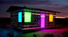 Lucid Stead, Phillip K Smith, III, courtesy of royale projects : contemporary art
