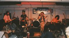 Guns N' Roses June 1985: G N' R