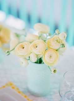 Mint + Yellow Summer Inspiration Shoot | Images by Belathee, You Look Lovely - Fine Art Photography, and Love and Light Photography, Styling by Roey Mizrahi Events