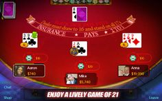 All about online blackjack