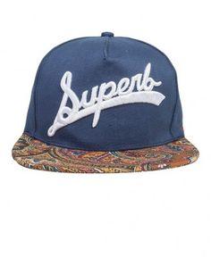 Superb - Hardhitter Snapback Cap - $30