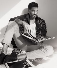 Joe Manganiello says that he Sofia Vergara are meant to be | Daily Mail Online