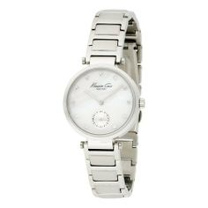 Kenneth Cole Women's KC4690 Classic Multi-Function Stainless Steel Bracelet Watch Kenneth Cole. $88.99. Round stainless steel case. Multi-function movement. High grade Solid stainless steel bracelet. Water-resistant to 165 Feet (50M). Dependable Japanese analog-quartz movement. Save 23% Off!