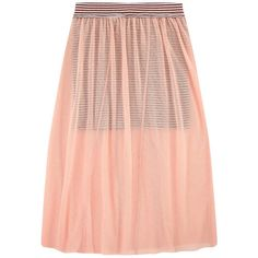 Scotch & Soda - Long tulle skirt - 176795