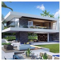 Modern Home  -- cc: Unknown by millionaire.surroundings