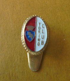 DISTINTIVO CALCIO TORINO CLUB PIN BADGE FOOTBALL SPILLA