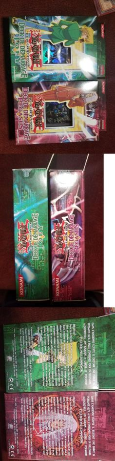 Yu-Gi-Oh Sealed Decks and Kits 183452: Starter Deck Joey And Pegasus French 1St Edition - New Sealed -> BUY IT NOW ONLY: $60 on eBay!