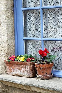 pretty French display
