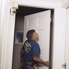 How To Replace An Interior Door