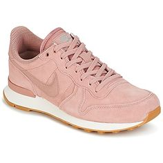 Chaussures Femme Baskets W basses Nike ROSHE ONE W Baskets Rose chaussure 210e41