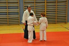 Aikido Kindertraining Linz, November 2011
