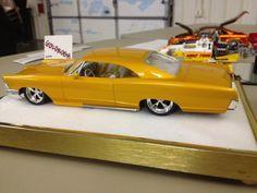 Pontiac - Custom Plastic Model Cars | Model Car Contest Photos – Nicholasville KY