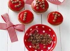 Recept voor Sinterklaas #Cupcakes Cupcakes, Food Styling, Baking Recipes, December, Sweet, Desserts, Muffins, Wonderland, Holidays
