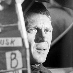 Steve McQueen | The Getaway | 1972 | as Doc McCoy