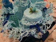 cestinha baby ... disponivel by Crochetsruth R.J.