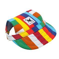 Dog Puppy Baseball Visor Hat