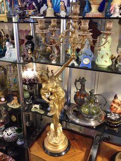Antika Şamdan