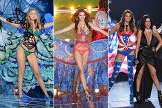 Kendall Jenner, Gigi Hadid and Selena Gomez Rock the Victoria's Secret 2015 Fashion Show