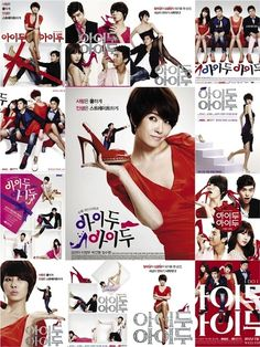 The official posters for the K*drama, I do I do.