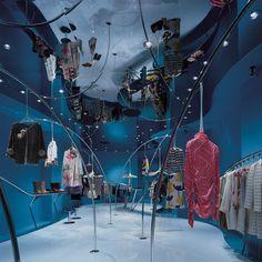 Retail Design | Store Interiors | Shop Design | Visual Merchandising | Retail Store Interior Design | Marni, London
