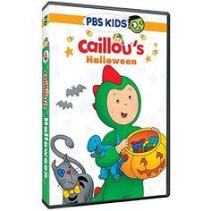 CAILLOU:CAILLOU'S HALLOWEEN
