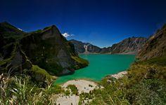 Mont Pinatubo, Philippines