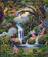 magical fairy landscapes - Google Search