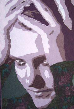 Quilts - Charlotte Warr Andersen Quilts | Portrait Quilts ... : portrait quilts - Adamdwight.com