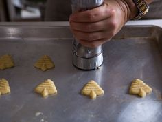 Spritz cookies with deformed features or overly browned edges will still taste great, but as with most simple foods, it's the technique that holds the key to taking good up to perfect.