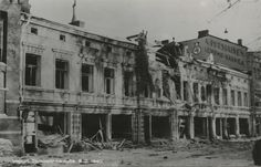 Viipuri History Of Finland, Central Asia, Old Pictures, Wwii, Louvre, Street View, Military, In This Moment, Building