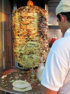 Chicken Shawarma Al Khobar, Saudi Arabia. These things are friggin' awesome!