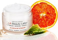 LA Beauty Labs Doctor Formulated Anti Aging Face Moisturizer 4 Oz Glass Jar -- This is an Amazon Affiliate link. More info could be found at the image url.