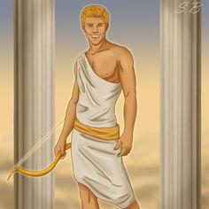 Apollo... Percy Jackson and the Olympians