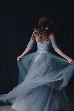 This would be so beautiful for the Yule Ball