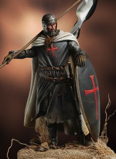 Knights Templar, Sergeant                                                                                                                                                     More