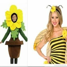 Matching Mother And Daughter Halloween Costume Ideas