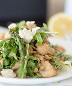 Barley salad, Kale and Dressing on Pinterest