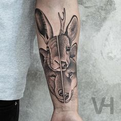 By @valentinhirschtattoo To submit your work use the tag #btattooing And don\'t forget to share our page too!#tattooartist #tattooist #tattooing #tattoos #tattoo #blacktattooing  #new #black #ink | Artist: @blacktattooing