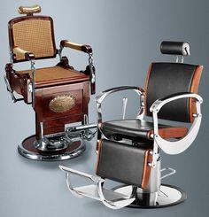 Releituras Nesta avalanche de valorização de artigos retrô, a Ferrante é a única fabricante nacional de cadeiras para barbeiro com…