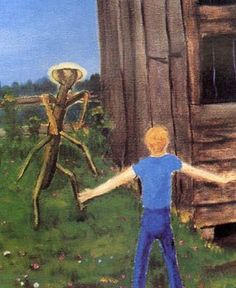 """Talk to me about the """"mantis"""" aliens, page 2"""